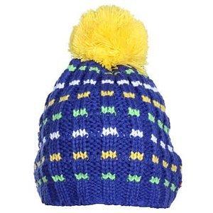 Underscore JR dětská zimní čepice modrá
