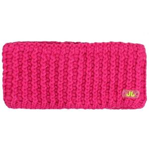 Solid Band dámská čelenka barva: růžová