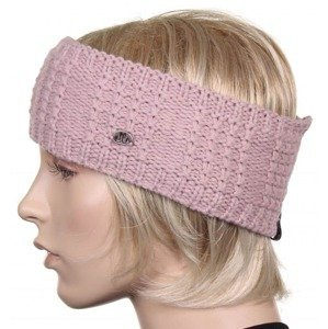 Cloud Headband dámská čelenka barva: šedá