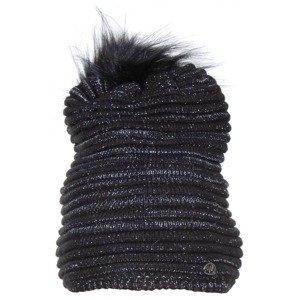 Sharpe Shiny dámská zimní čepice barva: černá