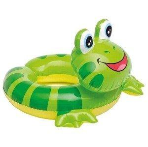 Zvířátko 59220 nafukovací kruh barva: žába