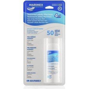 Pásky testovacie Marimex 4v1 (50 ks)