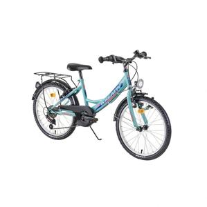 """Detský bicykel Kreativ 2014 20"""" 4.0 Farba Light Green"""