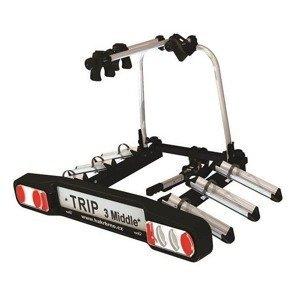 Nosič bicyklov na ťažné zariadenie HAKR Trip pre 3 bicykle Middle