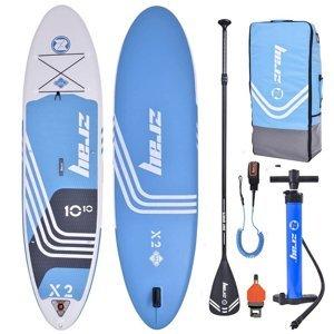 paddleboard ZRAY X2 X-Rider DeLuxe 10'10 s pádlem nafukovací