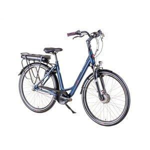 """Mestský elektrobicykel Devron 28124A 28"""" 4.0 Farba blue, Veľkosť rámu 19,5"""""""