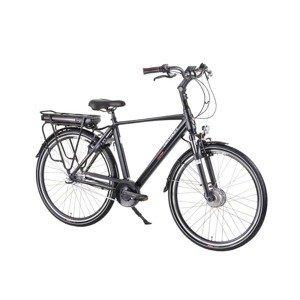 """Mestský elektrobicykel Devron 28125 28"""" 4.0 Farba Black, Veľkosť rámu 20,5"""""""