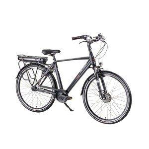 """Mestský elektrobicykel Devron 28125A 28"""" 4.0 Farba Black, Veľkosť rámu 20,5"""""""