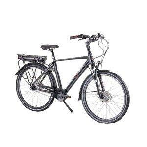 """Mestský elektrobicykel Devron 28127 28"""" 4.0 Farba Black, Veľkosť rámu 20,5"""""""
