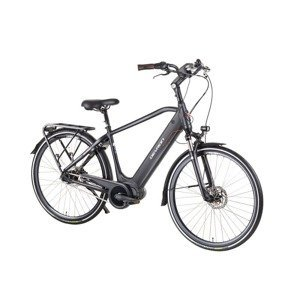 """Mestský elektrobicykel Devron 28427 28"""" 4.0 Farba Black, Veľkosť rámu 20,5"""""""
