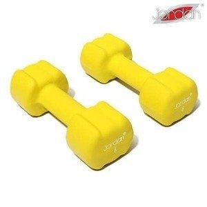 Činka JORDAN aerobic IGNITE 6 kg, žlutá (ks)