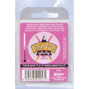 Lyžařský vosk SKIVO PA fialový - fialová