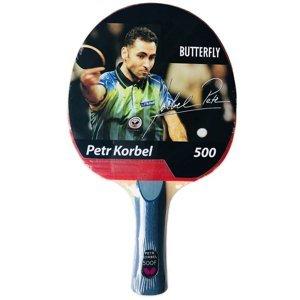 Pálka na stolní tenis BUTTERFLY - Korbel 500