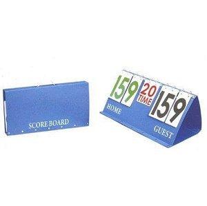 Ukazatel skóre se stojanem 58 SEDCO velikost 57,5x28cm modrý - modrá