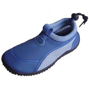 Boty do vody SCUBIA JR 28 modré - modrá