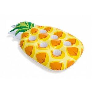 Nafukovací držák na pití do bazénu Intex 57505 Ananas
