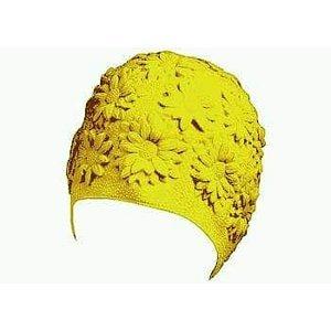 Koupací čepice EFFEA MARGERITA - žlutá