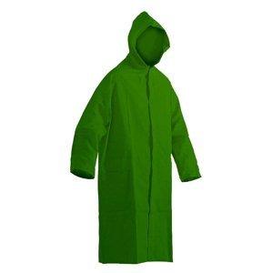 Pláštěnka PVC silná - Zelená
