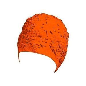 Koupací čepice EFFEA MARGERITA - oranžová