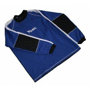 Florbalový dres brankářský Standard velikost XL modrý - L