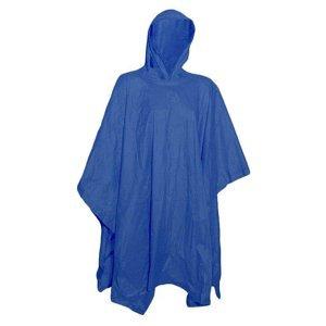 Pláštěnka PONČO EXTRA SILNÉ PVC 0078 - Modrá