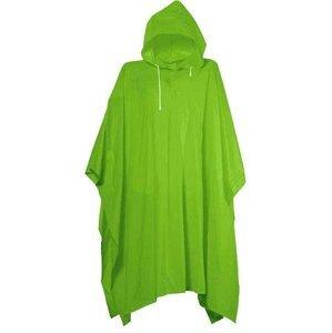 Pláštěnka PONCHO PVC silná - Zelená