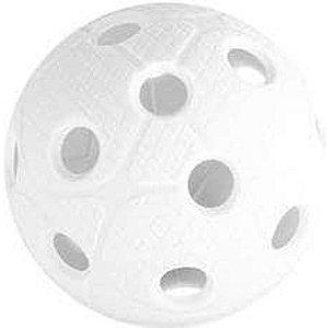 Florbalový míček UNIHOC DYNAMIC bílý