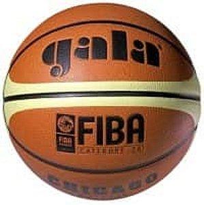 Míč basket GALA CHICAGO BB7011S GALA hnědý velikost 7