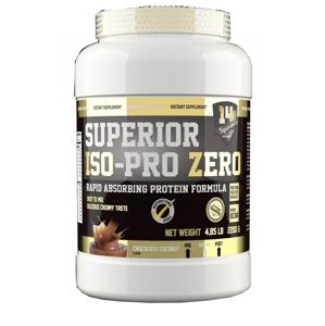 Superior 14 Iso Pro Zero Hmotnost: 2200g, Příchutě: Jahoda - bílá čokoláda