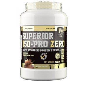 Superior 14 Iso Pro Zero Hmotnost: 2200g, Příchutě: Vanilka - banán