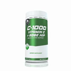 Superior 14 Vitamin C 1000 s šípkem a vápníkem Hmotnost: 100 tablet