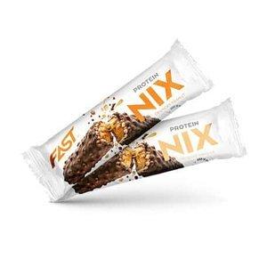 Fast NIX Protein bar Hmotnost: 45g, Příchutě: Burákové máslo