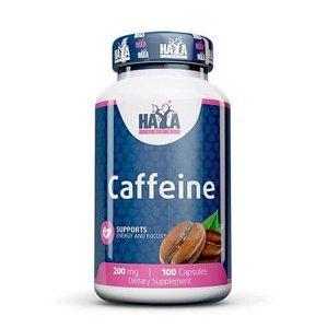 Haya Labs Caffeine 200mg Hmotnost: 100 kapslí
