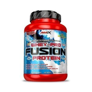 Amix Whey-Pro Fusion Příchuť: Meloun-Yoghurt, Balení(g): 4000g