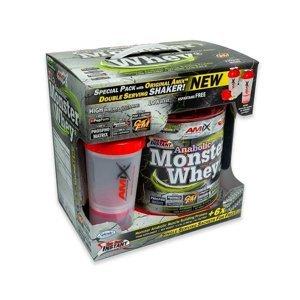 Amix Anabolic Monster Whey Příchuť: Lime-Yoghurt, Balení(g): 33g
