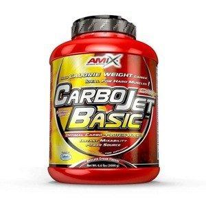 Amix CarboJet Basic Příchuť: Vanilla, Balení(g): 6000g