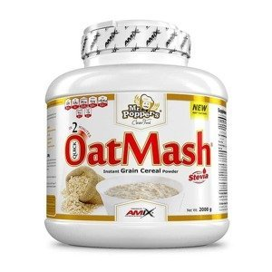 Amix Oat Mash Příchuť: Strawberry-Yoghurt, Balení(g): 50g
