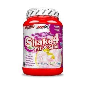 Amix Shake 4 Fit&Slim Příchuť: Forest Fruit, Balení(g): 1000g + dárek