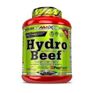 Amix HydroBeef Protein Příchuť: Peanut-Choco-Caramel, Balení(g): 40g