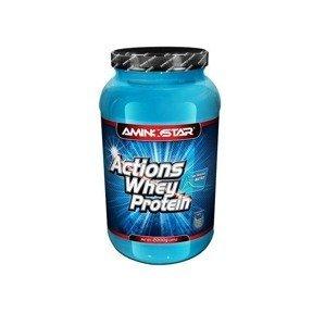 Aminostar Whey Protein Actions 65% Příchuť: Vanilla, Balení(g): 1000g