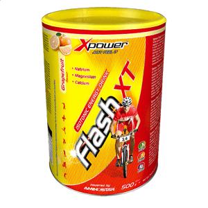 Aminostar Xpower Flash XT Příchuť: Grapefruit, Balení(g): 500g