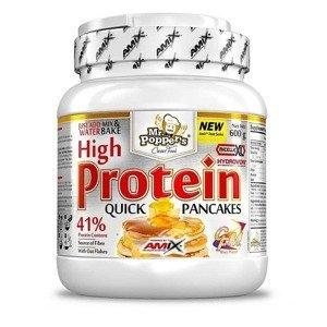 Amix High Protein Pancakes Příchuť: Vanilla-Yoghurt, Balení(g): 600g