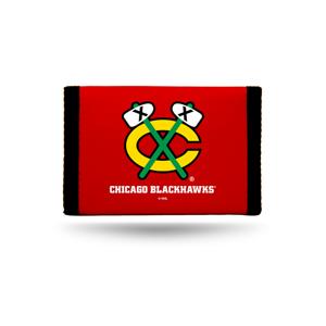 Peňaženka Rico Nylon Trifold Nhl Chicago Blackhawks