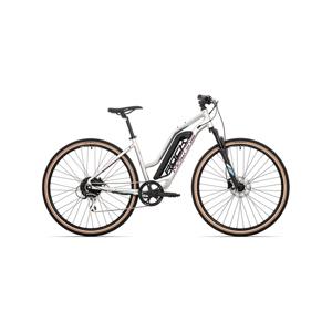 Dámsky Elektrobicykel Rock Machine Cross E350 Lady + Dárček: Zabezpečenie Datatag