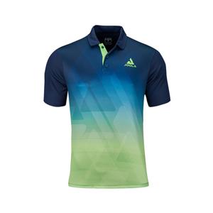 Joola Shirt Trinity Navy/Green