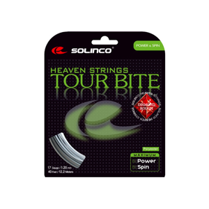 Solinco Tour Bite Diamond Rough (12 M)
