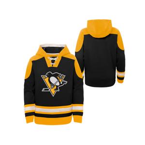 Detská Hokejová Mikina S Kapucňou Outerstuff Ageless Must Have Nhl Pittsburgh Penguins