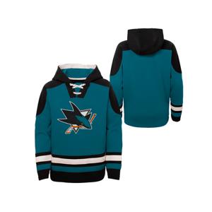 Detská Hokejová Mikina S Kapucňou Outerstuff Ageless Must Have Nhl San Jose Sharks