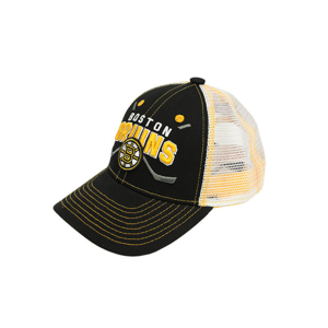 Detská Šiltovka Outerstuff Lockup Meshback Adjustable Nhl Boston Bruins
