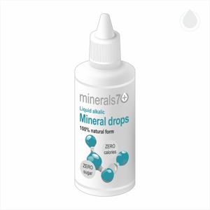 Koncentrát Minerals70 Minerálové Kvapky